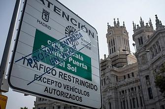La Plataforma de Afectados por el proyecto Madrid Central crece