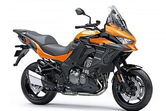EICMA 2018: Kawasaki Versys 1000 2019