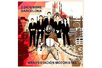 Manifestación Barcelona  2 de diciembre