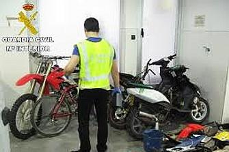 En España se roba una media de 180 motos al día