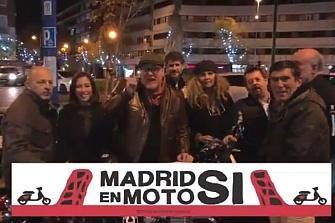 El próximo 16 de diciembre #madridenmotosí
