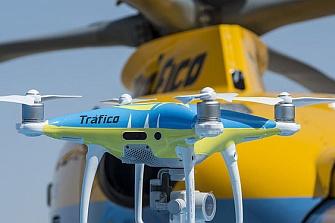 La DGT recurre a los drones para vigilar el estado de las carreteras