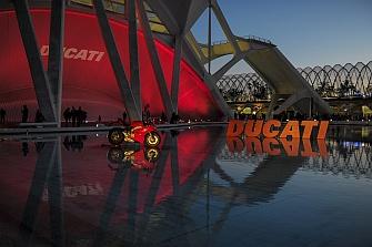 Red Christmas Ducati: 1.300€ para toda la gama 2018