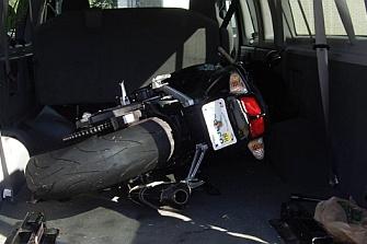 Ojo con los robos, tu moto podría acabar en Marruecos