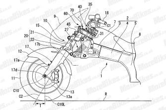Patentes: Honda evoluciona su dirección asistida