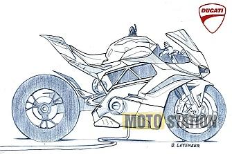 Ducati sueña con ovejas eléctricas