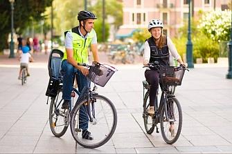 B´Safe el chaleco airbag para ciclistas