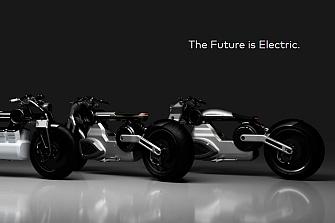 Curtiss muestra lo que se puede hacer con las motos eléctricas