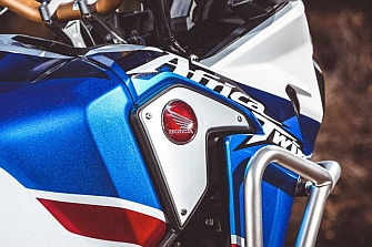 Honda prepara una Africa Twin con más cilindrada