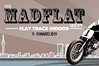 El Flat Track llega a MotoMadrid