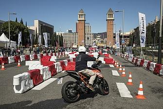 Vive la Moto Barcelona tendrá más de 150 motos para test