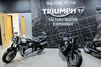 Triumph comunica un problema con el cable del embrague