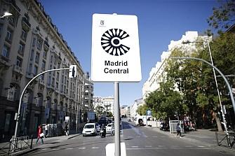 Madrid Central podría llegar a otras zonas de la capital