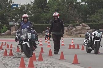 Sello Europeo de Calidad para los cursos de conducción en moto
