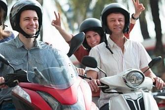España supera los tres millones de motocicletas