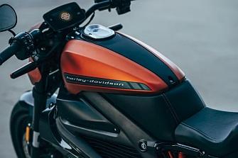 Abren las reservas online de la Harley-Davidson LiveWire