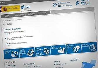 Piden la eliminación del 902 para las reclamaciones sobre multas de tráfico de la DGT