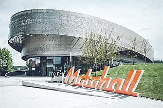 KTM Motohall, inauguración oficial