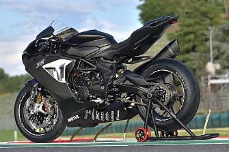 MV Agusta F3XX de carreras