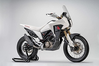 Honda podría producir la CB125X