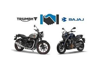Continúan las negociaciones entre Triumph y Bajaj Auto