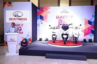 India: Kymco y 22Motors crean su propio ecosistema eléctrico