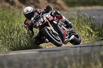 Ducati desvela el prototipo Streetfighter V4