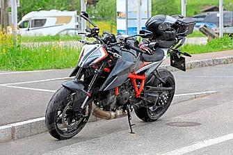 Fotos Espía: KTM Duke 1290 R para 2020