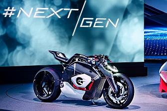 Aparece un `ORNI´ de BMW Motorrad