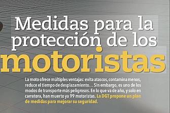 Pere Navarro Reivindica la Moto