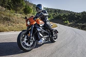 Características técnicas de la Harley-Davidson Livewire