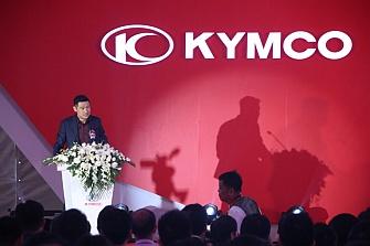 El Grupo Kymco inaugura el parque industrial Changzhou en China