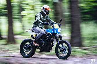 Yamaha XSR 700 TT - Scrambler