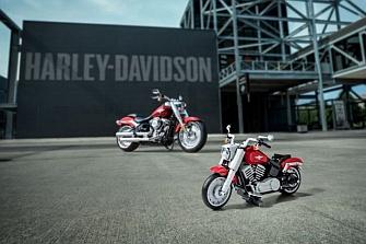 LEGO lanza la Harley-Davidson Fat Boy Kit