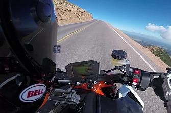 Los organizadores del Pikes Peak estudian prohibir las motocicletas en la competición