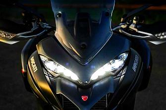 Rumores de una Ducati Multistrada con el motor V4