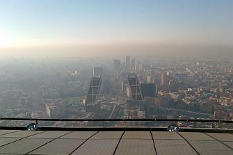 La Comisión Europea toma medidas ante la contaminación de Madrid y Barcelona