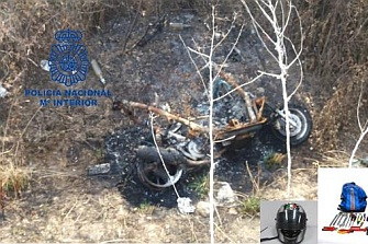 Tres detenidos en León por el robo de más de 60 motocicletas