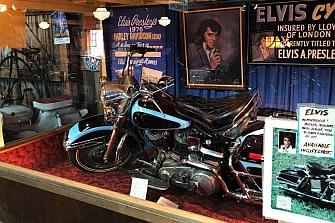 La Electra Glide de Elvis Presley a subasta por un precio récord