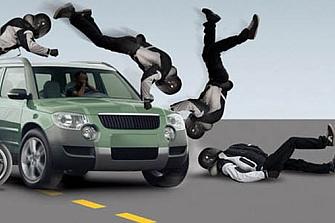 La DGT apuesta por el equipamiento de seguridad para motoristas