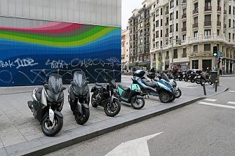 El Parlamento Europeo llama a promover el uso de la moto