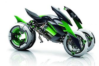 Kawasaki confirma un modelo de cuatro ruedas
