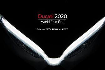 Ducati World Première 2020: la cuenta atrás ha comenzado