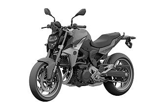 Patentes: BMW F850R 2020