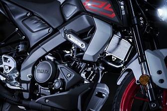 Primer avance de la Yamaha MT-125 2020