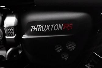 Vídeo pormocional de las nuevas Triumph Thruxton RS