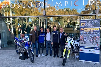 Presentan el Freestyle & Supercross Internacional de Barcelona 2019