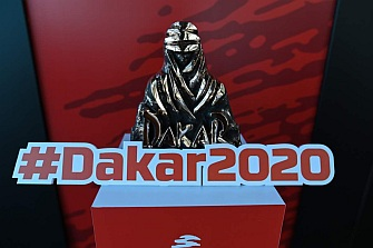 Recorrido del Dakar 2020 por Arabia Saudita