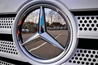 Fallos de fabricación en la gama industrial de Mercedes-Benz