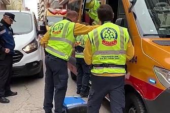 Fallece un motorista tras ser atropellado en Madrid